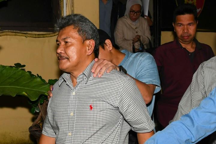 Mark-Up Lahan Kuburan, Wakil Bupati Oku Ditahan