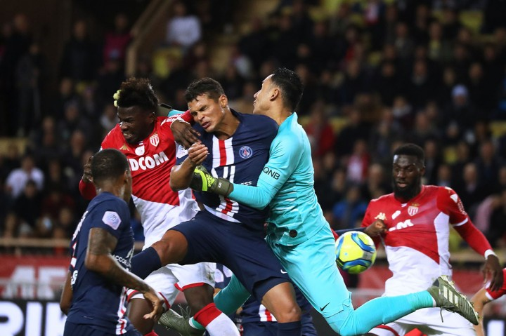 Mbappe Sumbang 2 Gol, PSG Tekuk Monaco 4-1