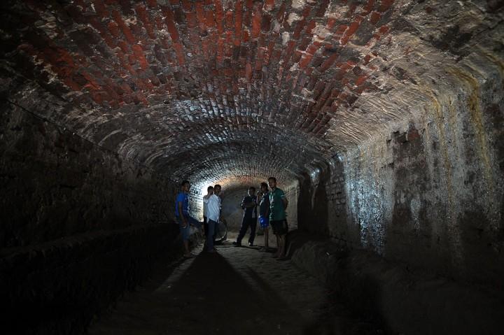 Melihat Terowongan Peninggalan Belanda di Klaten
