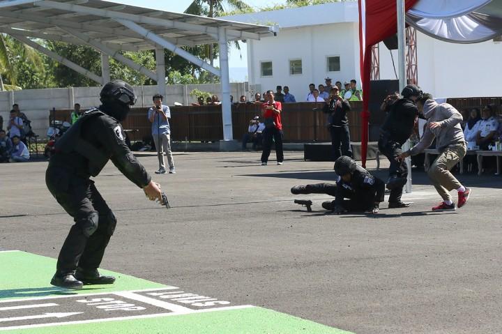 Polresta Banyuwangi Bentuk Satgas Reaksi Cepat 'Garda Blambangan'