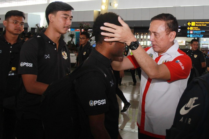 Jalani Pemusatan Latihan, Timnas Indonesia U-19 Bertolak ke