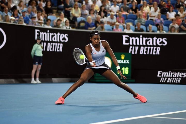 Petenis 15 Tahun Kalahkan Venus Williams di Babak Pertama