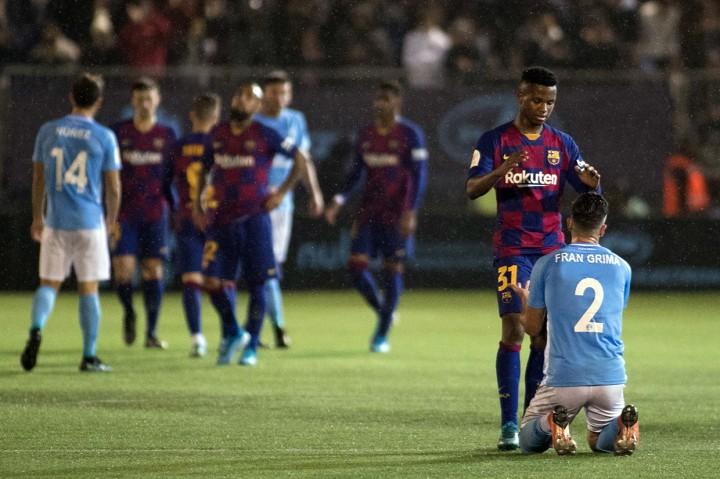 Griezmann Bawa Barca ke 16 Besar Copa del Rey