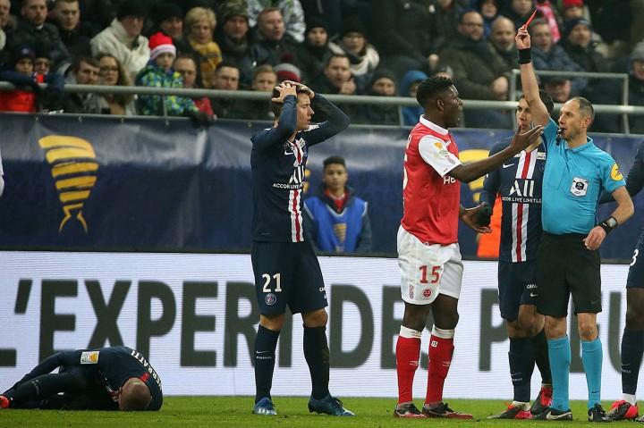 Tekuk Reims 3-0, PSG ke Final Piala Liga Prancis