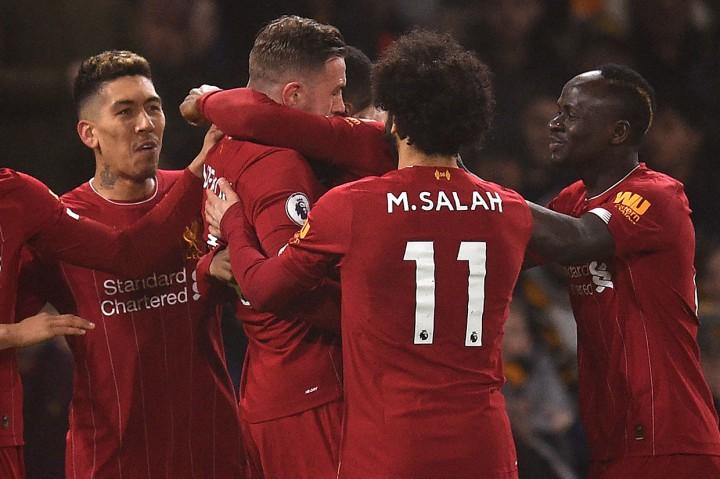 Tekuk Wolves, Liverpool Makin Kokoh di Puncak Klasemen