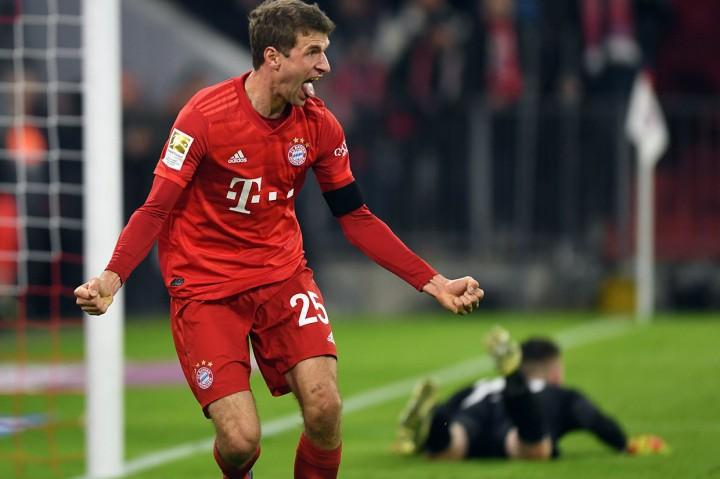 Bayern Hantam Schalke 5 Gol Tanpa Balas
