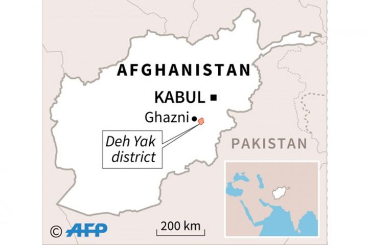 Militer AS Bantah Pesawatnya Ditembak Jatuh Taliban