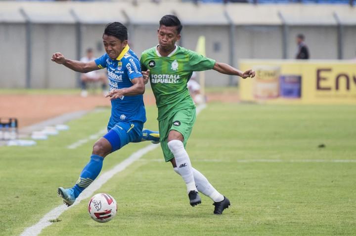 Persib Tundukkan Melaka United 3-1