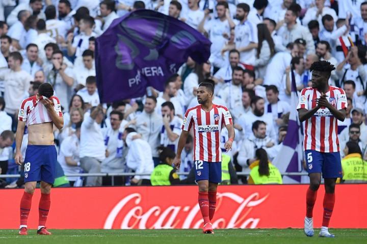 Menangi Derbi, Real Madrid Kukuh di Puncak Klasemen