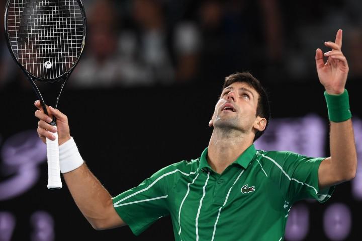 Djokovic Juara Australia Open 2020