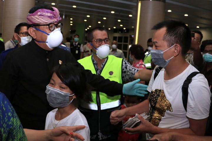 Ngurah Rai Lepas Penerbangan Terakhir ke Tiongkok