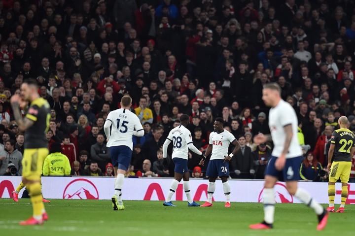Tekuk Southampton 3-2, Spurs ke Babak Kelima Piala FA