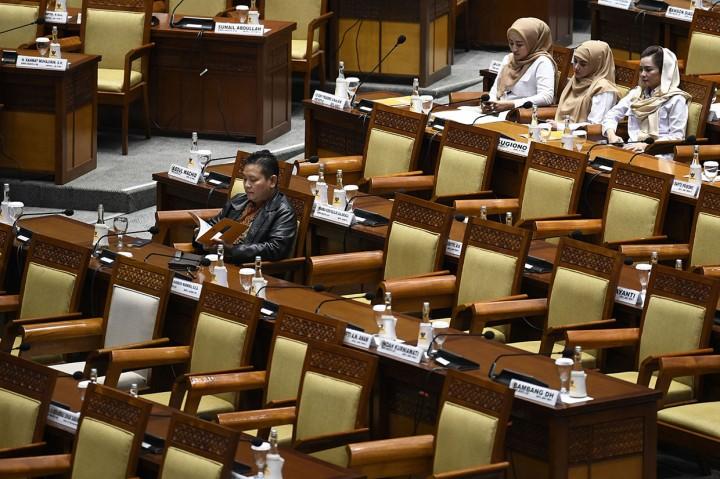 DPR Sahkan UU Perjanjian Perdagangan Bebas Indonesia-Australia