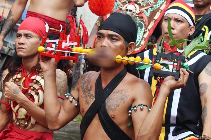 Kirab Budaya Warnai Cap Go Meh di Magelang