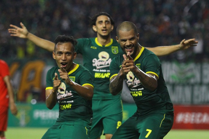 Tim Persebaya untuk Liga 1 2020 Diluncurkan
