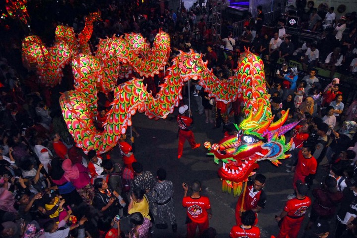 Kemeriahan Perayaan Cap Go Meh di Bogor