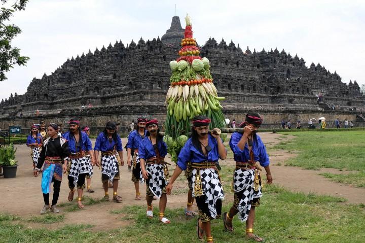 Tradisi Ruwat Rawat Borobudur, Pelestarian Warisan Budaya Dunia