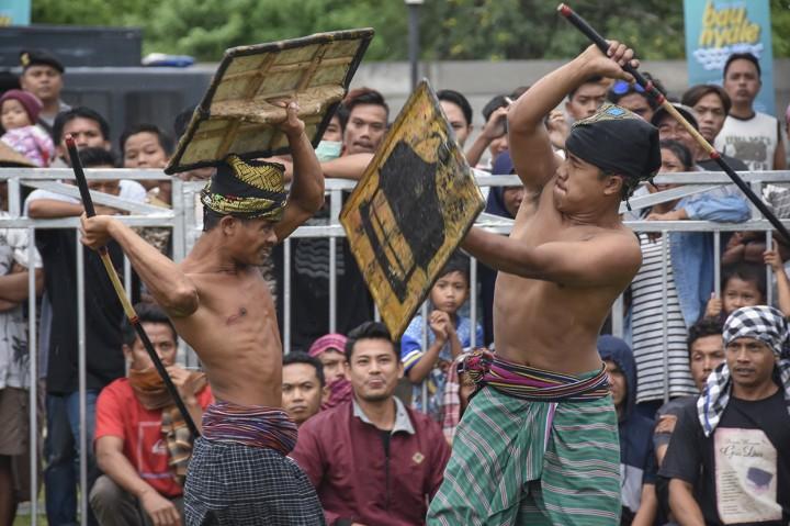 Peresean, Atraksi Budaya Khas Lombok