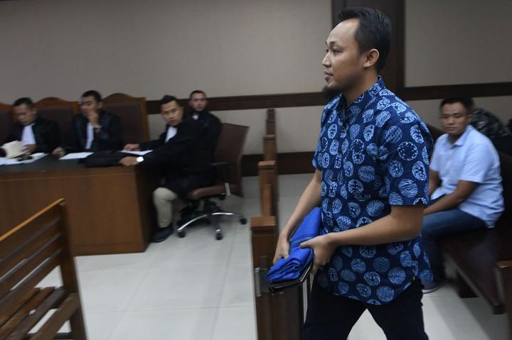 Suap Impor Ikan, Pengusaha Mujib Dituntut 2 Tahun Penjara