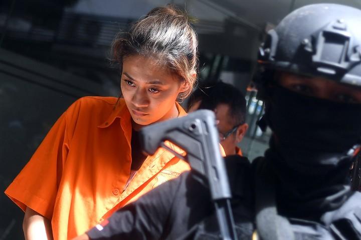 Aktris Nanie Darham Jadi Tersangka Pengedar Narkoba