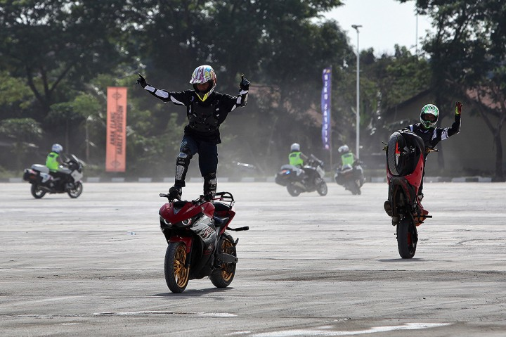 Indonesia Safety Driving Center Polri di Serpong Diresmikan