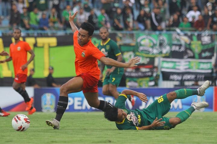 Persebaya Menyerah 0-1 dari Bhayangkara FC