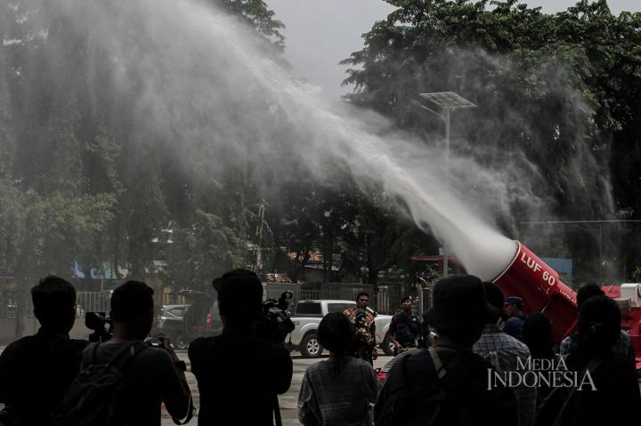 Keunggulan Robot Pemadam Kebakaran DKI Jakarta