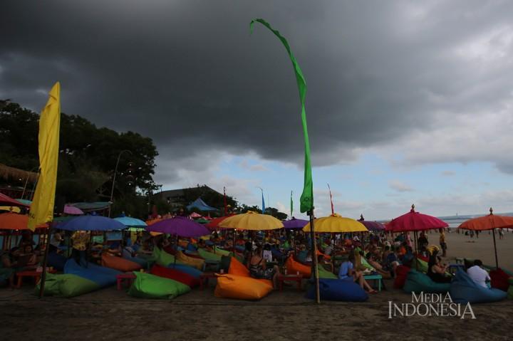 Virus Korona Hantam Sektor Pariwisata Bali