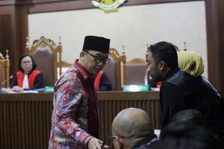 Imam Nahrawi Didakwa Terima Suap Rp11,5 Miliar