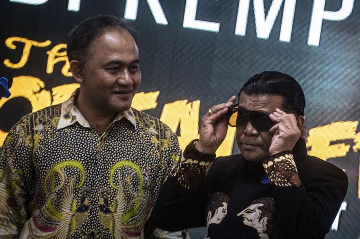 'Godfather of Broken Heart' Jadi Relawan Antinarkoba