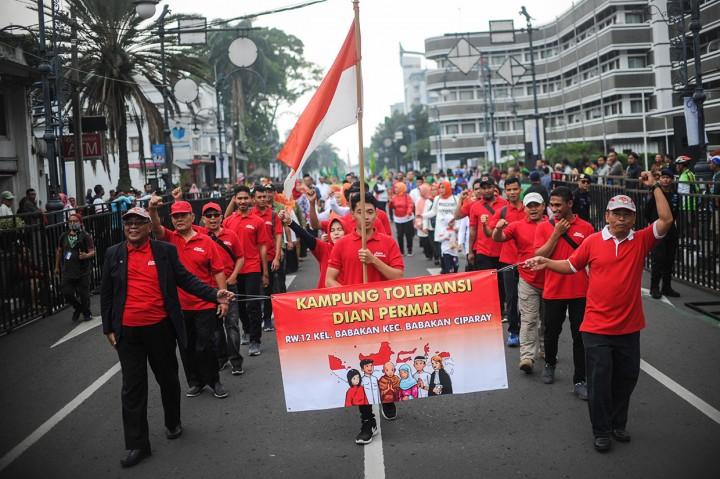 Pemkot Gelar Parade Bandung Rumah Bersama