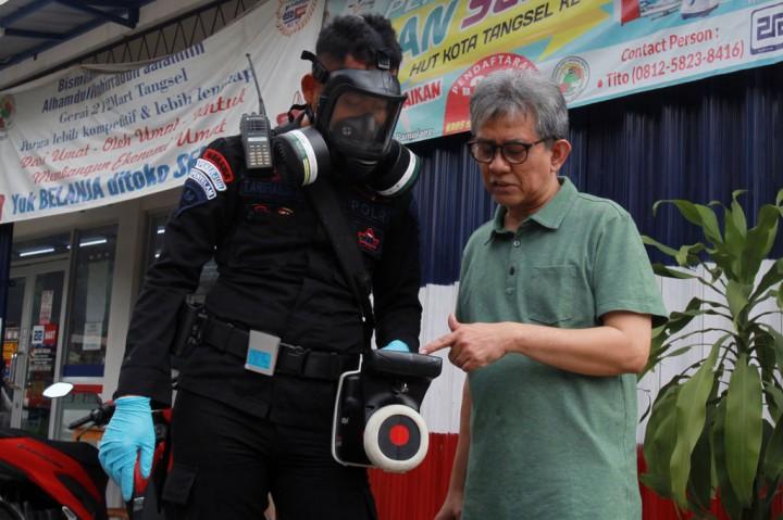 BAPETEN Cek Lokasi Terpapar Radioaktif di Serpong