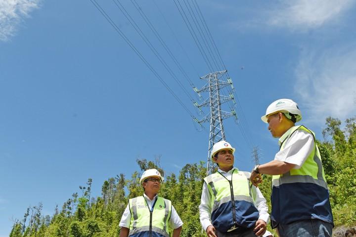 Rekadaya Elektrika Selesaikan Transmisi Line Malili-Lasusua