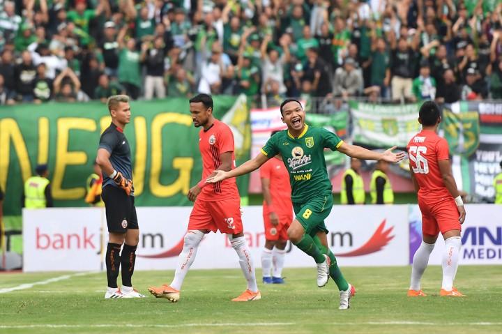 Gilas Persija, Persebaya Juara Piala Gubernur Jatim 2020