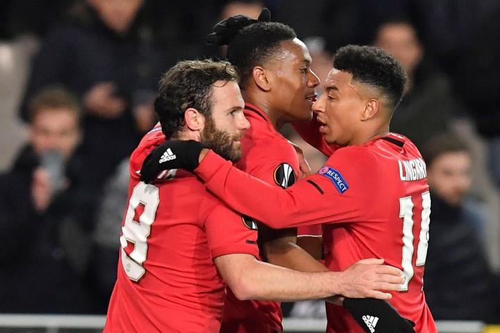 Club Brugge vs MU Berakhir Imbang 1-1