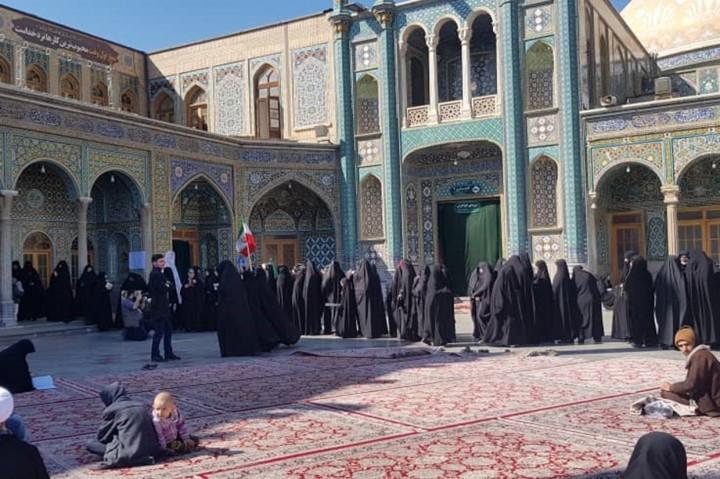 Jutaan Warga Iran Pilih Wakilnya di Parlemen