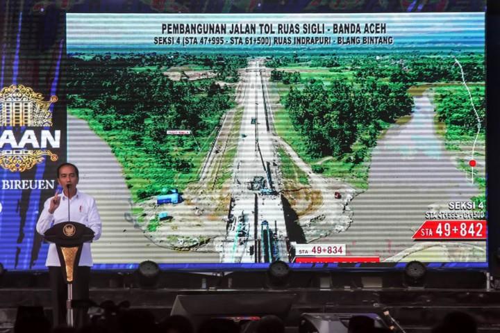 Jokowi Apresiasi Digelarnya Kenduri Kebangsaan