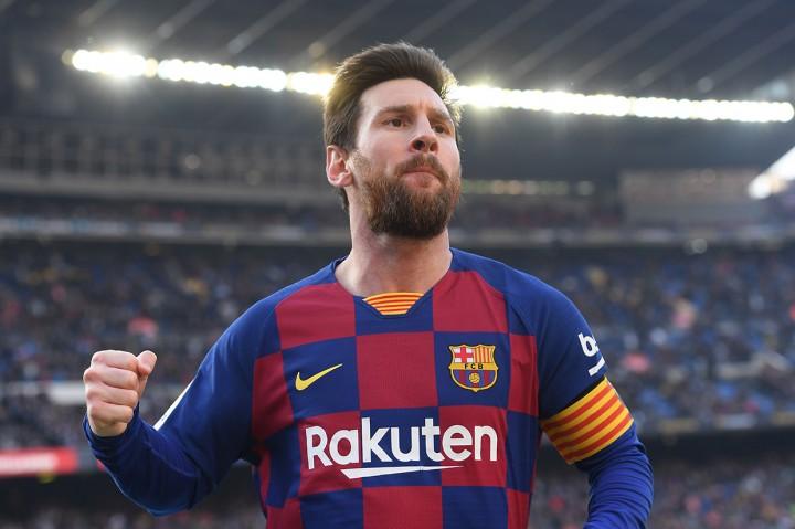 Messi Quattrick, Barcelona Bungkam Eibar 5-0