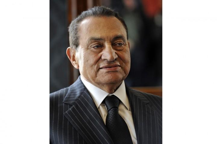 Hosni Mubarak Meninggal Dunia