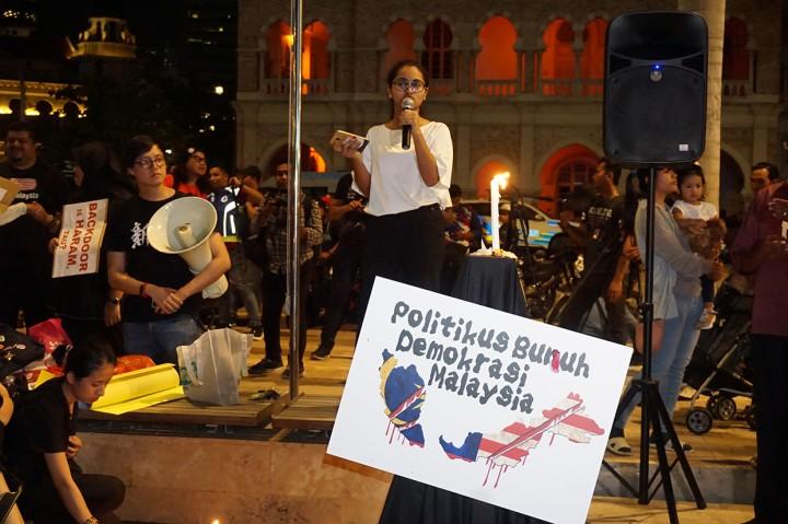 Situasi Malaysia Pascamundurnya Mahathir Mohamad