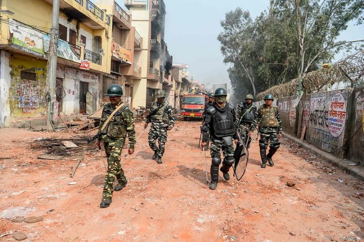 20 Orang Tewas dalam Kerusuhan di New Delhi
