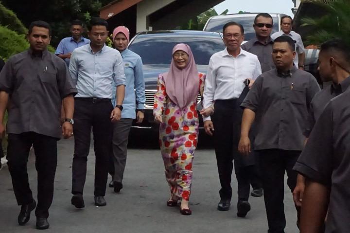 Anwar Ibrahim Umumkan Dirinya Dicalonkan Jadi Perdana Menteri