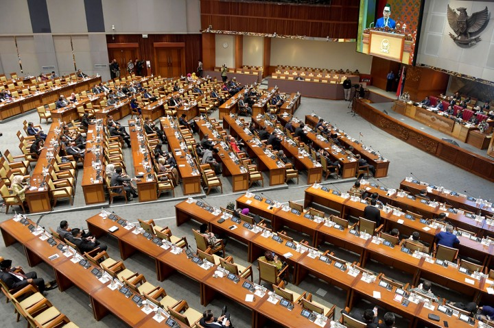 Raka Sandi Resmi Gantikan Wahyu Setiawan Jadi Komisioner KPU