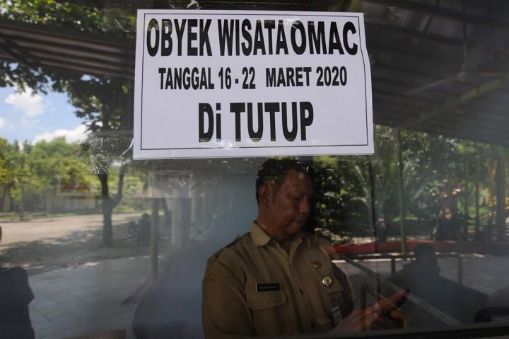 Antisipasi Korona, Wisata Mata Air Cokro Klaten Ditutup Sementara