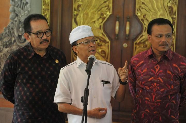 Bali Tetapkan Status Siaga Penanggulangan Covid-19