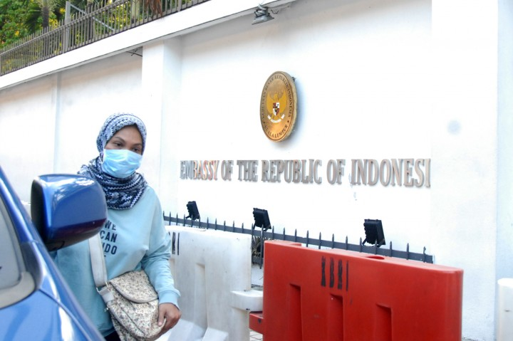 Pelayanan di KBRI Malaysia Dihentikan Sementara