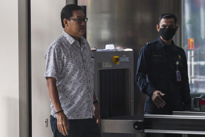 Mantan Ketua DPRD Bengkalis Diperiksa KPK