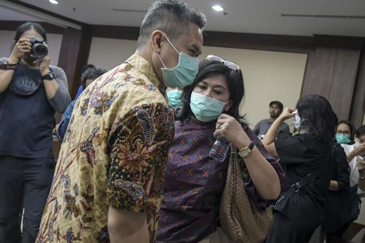Andra Agussalam Dituntut 5 Tahun Penjara