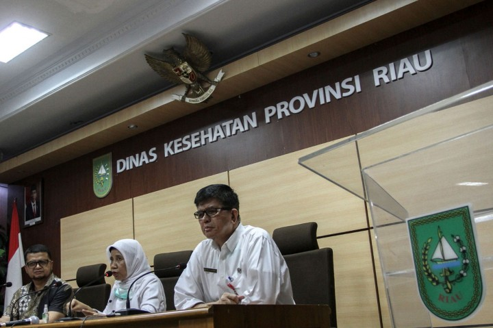 Satu Pasien Positif Korona di Riau Dirawat di RSUD Arifin Achmad