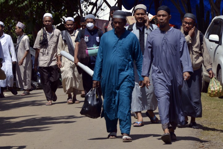 Ijtima Ulama Asia Ditunda, Ribuan Jemaah Diisolasi